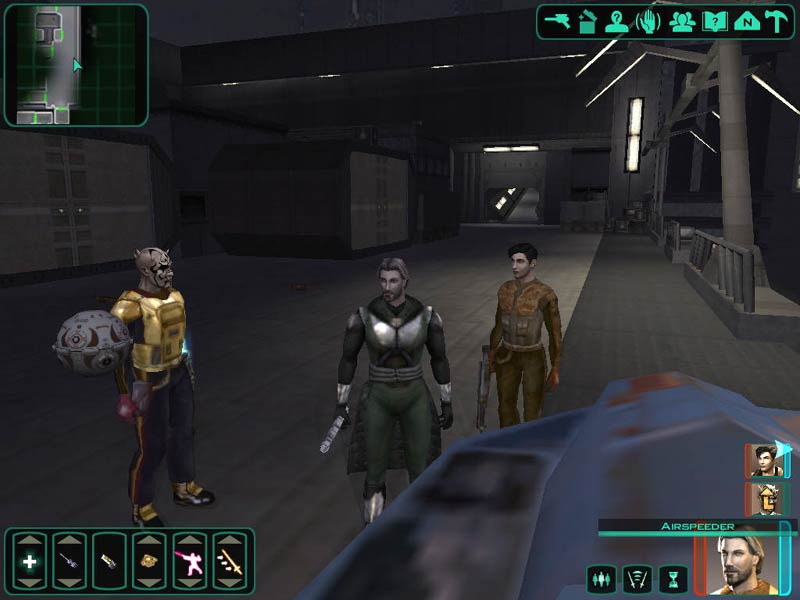 Star Wars: Knights of the Old Republic II The Sith Lords: PIB PC Game Review