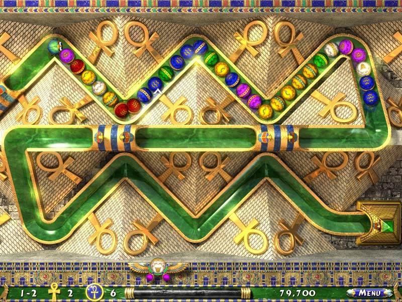 ����� ������� Luxor 2 Deluxe