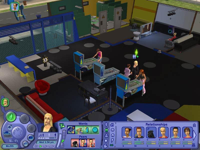need games :D Sim2inter
