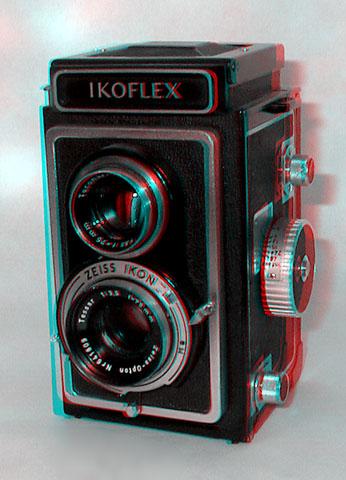 фотоаппарат ikoflex zeiss ikon как на нем снимать пленка